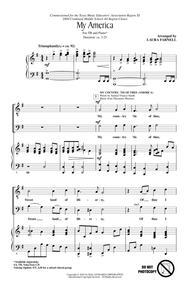 My America (Choral Medley)