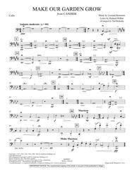 Make Our Garden Grow (from Candide) - Cello