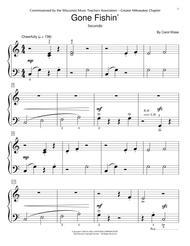 Gone Fishin' (Piano Duet)