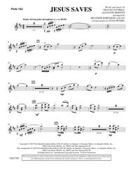 Jesus Saves - Flute 1 & 2