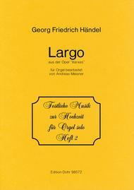 Largo aus der Oper
