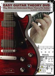 Easy Guitar Theory (DVD)