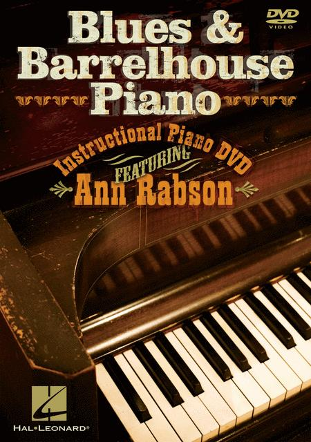 Blues & Barrelhouse Piano