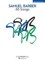 Samuel Barber: 65 Songs