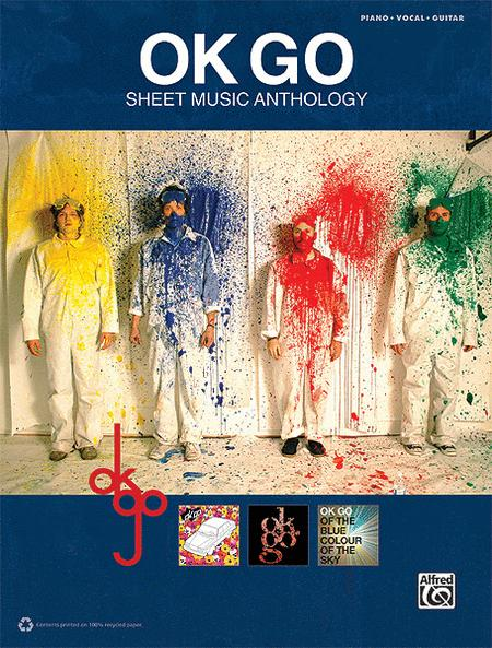 OK Go -- Sheet Music Anthology