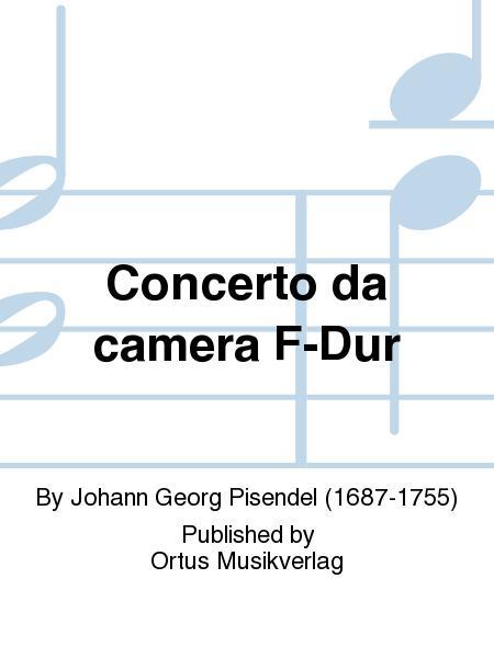 Concerto da camera F-Dur