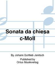 Sonata da chiesa c-Moll