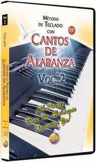 Metodo con Cantos de Alabanza: Teclado Vol. 2