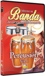 MA(c)todo de Banda -- PercusiA3n, Volume 1