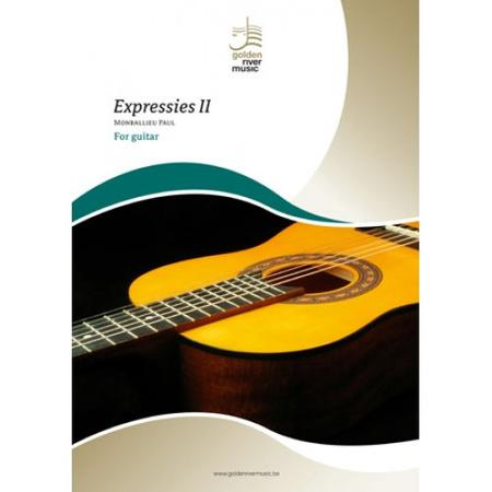 Expressies II for guitar