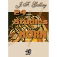 24 studies for horn