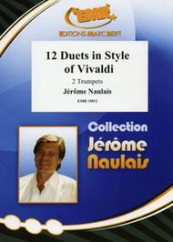 12 Duets in Style of Vivaldi