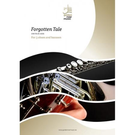 Forgotten Tale for 3 oboes & bassoon