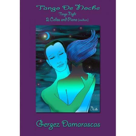 Tango de Noche - Tango Night for 2 celli