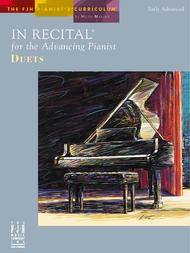 In Recital! for the Advancing Pianist, Duets (NFMC)