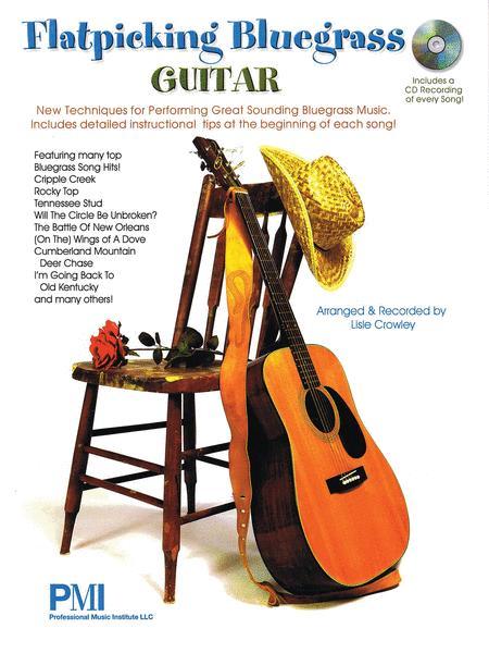 Flatpicking Bluegrass Guitar