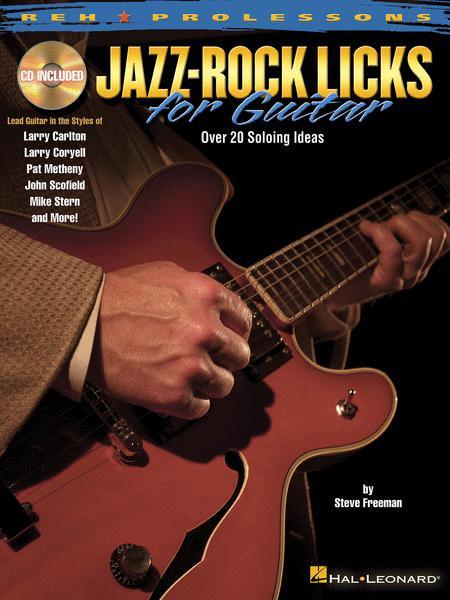 Jazz-Rock Licks for Guitar