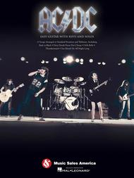 Vocal and Guitar AC//DC Book Only MELOS13720 Para Tocar Ac//Dc Songbook  Piano