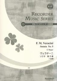 Sonata No. 5 in C major