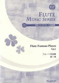 Flute Famous Pieces, Vol. 1