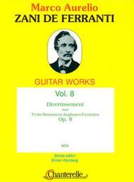 Zani de Ferranti Guitar Works, Vol. 8