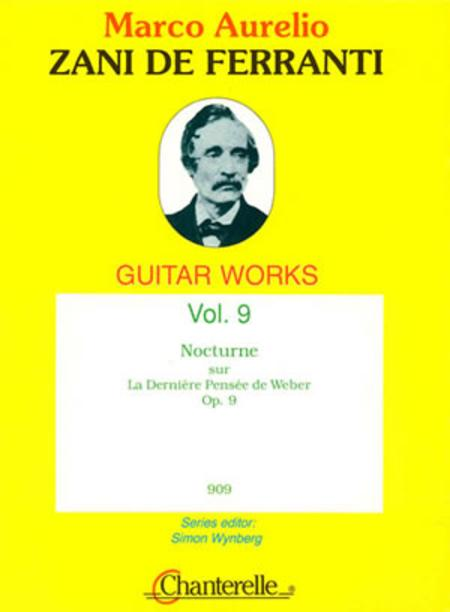 Zani de Ferranti Guitar Works, Vol. 9