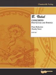 B. Vidal - Concerto for Guitar & Strings
