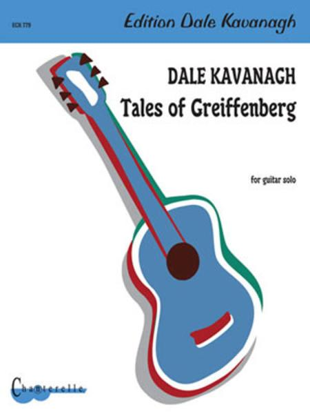 Dale Kavanagh - Tales of Greiffenberg