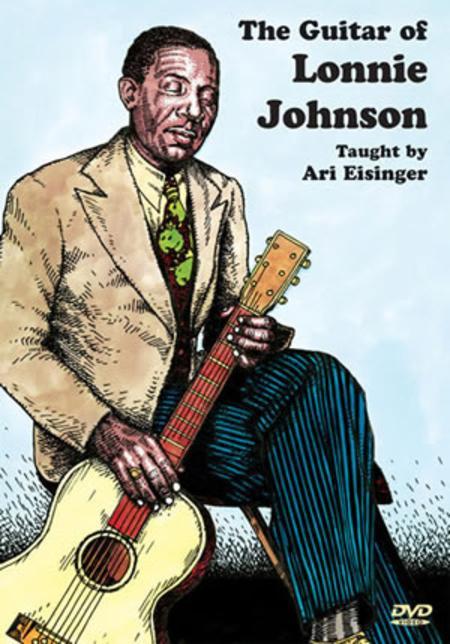 Guitar of Lonnie Johnson