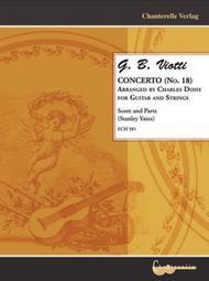 G. B. Viotti - Concerto (No.18), Score and Parts