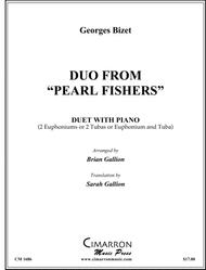 Duo from Pearl Fishers
