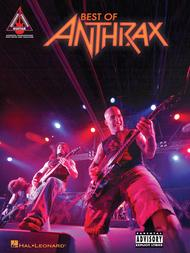 Best of Anthrax