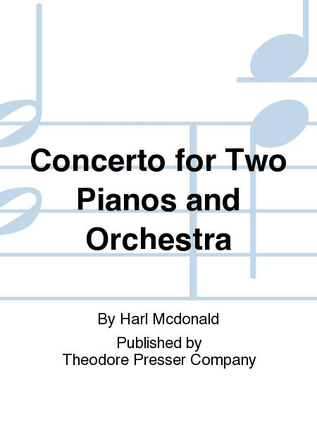 Concerto for Two Pianos and Orchestra