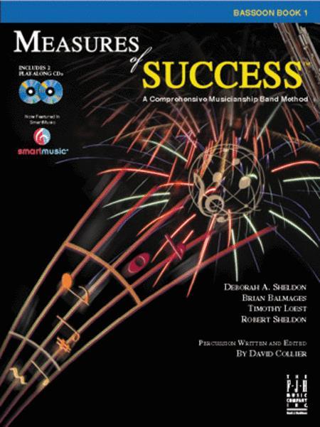Measures of Success Bassoon Book 1