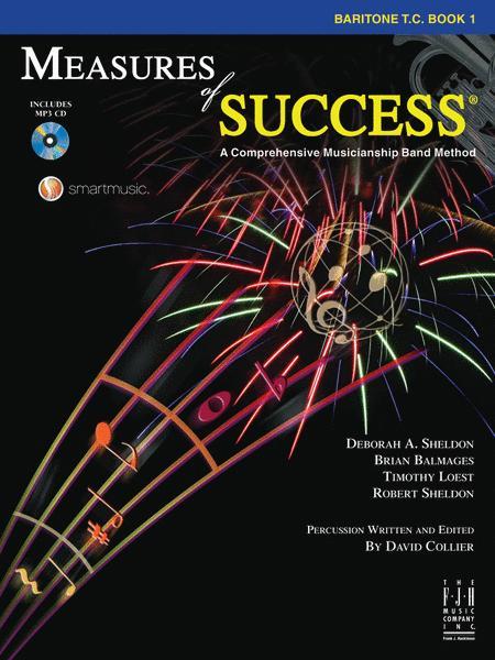 Measures of Success Baritone T.C. Book 1