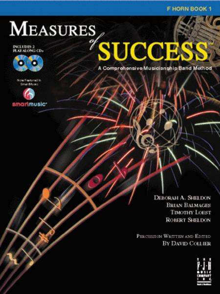 Measures of Success F Horn Book 1