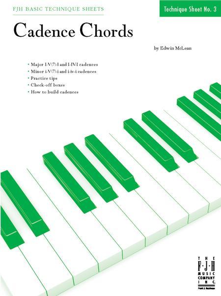 Cadence Chords