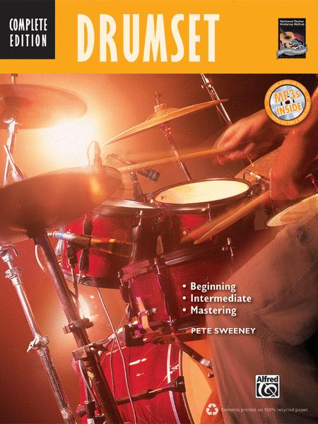 Complete Drumset Method Complete Edition