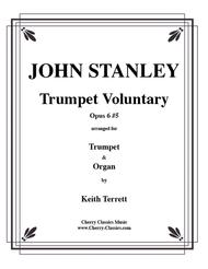 Trumpet Voluntary in D for Trumpet & Organ