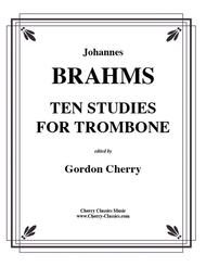 Ten Studies for Trombone