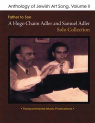 Anthology of Jewish Art Song, Vol. 2