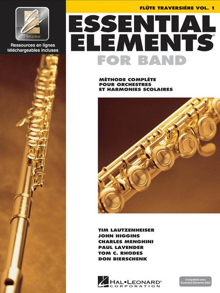 Essential Elements 2000 (Flute) - French Edition