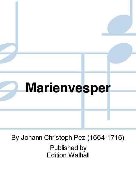 Marienvesper