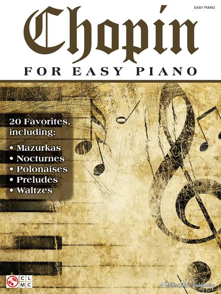 Chopin for Easy Piano