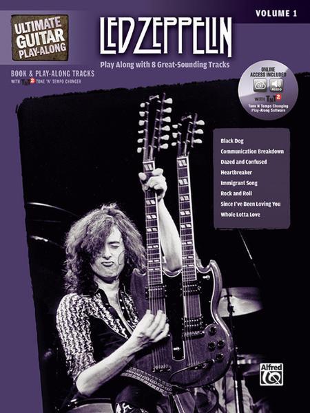 Ultimate Guitar Play-Along Led Zeppelin, Volume 1