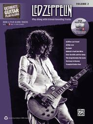 Ultimate Guitar Play-Along Led Zeppelin, Volume 2