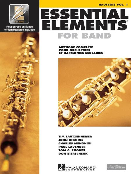 Essential Elements 2000 (Oboe) - French Edition