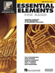 Essential Elements 2000 (French Horn) - French Edition