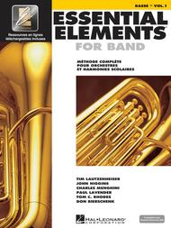 Essential Elements 2000, Book 1 (Bb Tuba T.C.) - French Edition