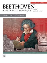 Sonata No. 25 in G Major, Op. 79